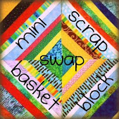 Mini Scrap Basket Block Swap