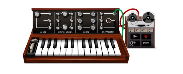 Robert Moog's 78th Birthday