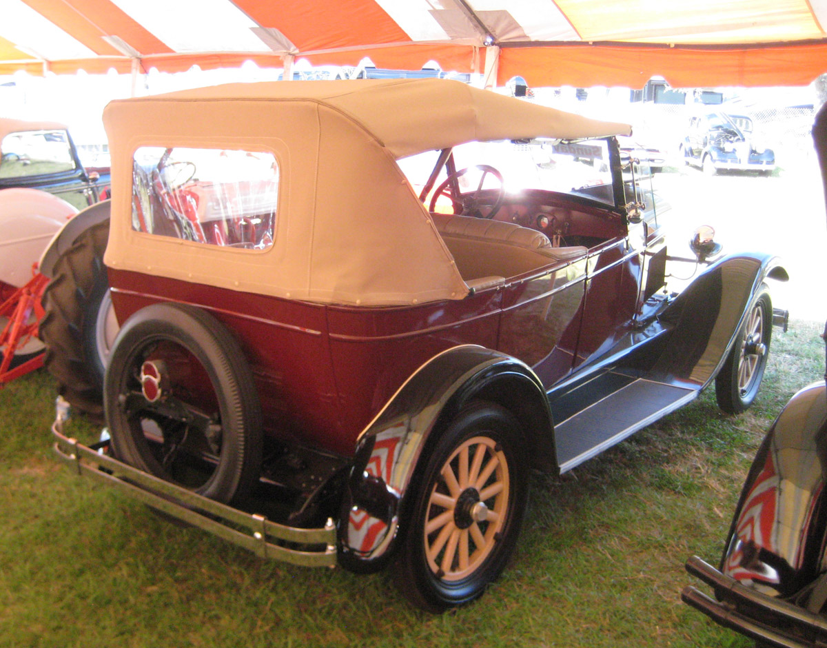 1928 Rugby Touring Car By Durant Motors Primierauto