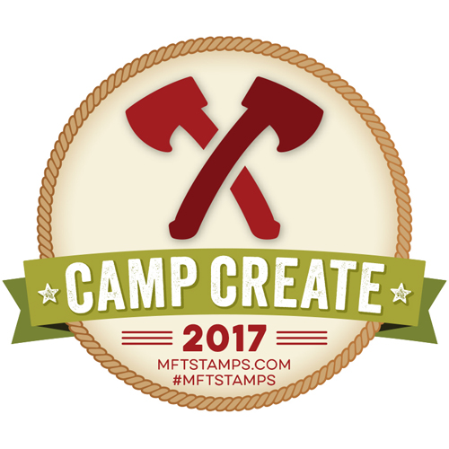 MFT CAMP CREATE 2017 BONUS DIVINE DRY EMBOSSING