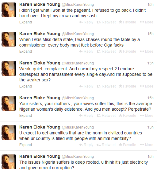 Journalist Karen Eloke Young Speaks Out On How She Was Sexual Harrassed