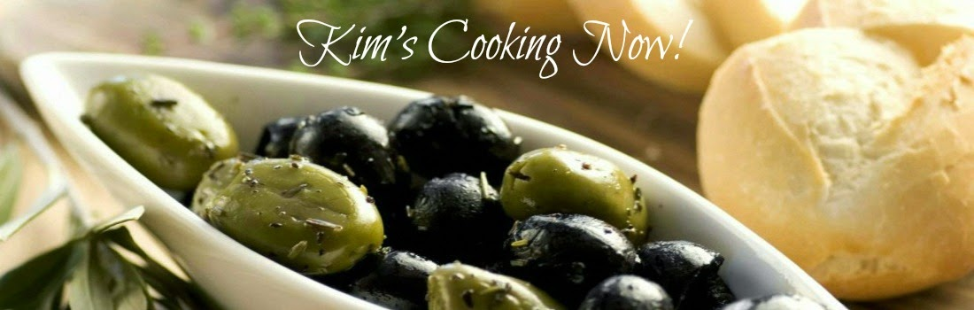 Kim's Cooking Now!