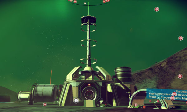 no mans sky how to delete communication terminals