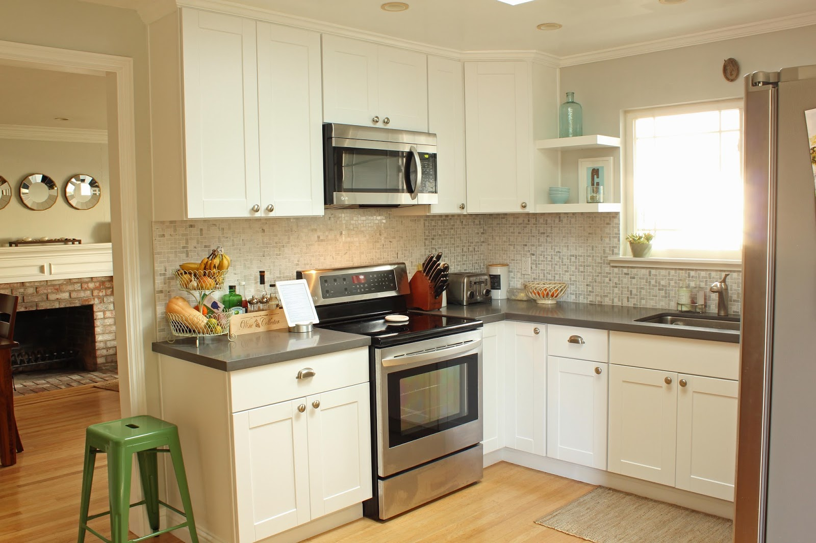 Inspired Honey Bee Home 929 Kitchen Now Completed