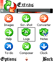 Icon Arrow For N-Gage