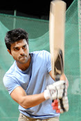 Ram Charan Tej Cricket Practice photos Stills gallery-thumbnail-11