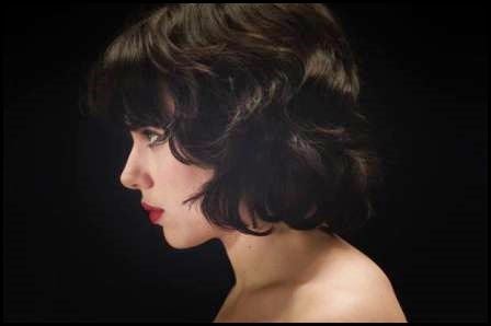 Scarlett Johansson en Under the skin (Jonathan Glazer, 2013)
