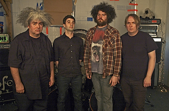 MELVINS - Jessi Rose photo