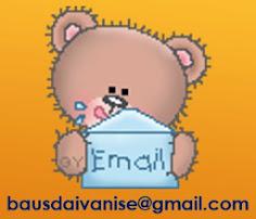 E-mail dos Baús da Ivanise