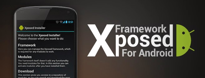 Xposed Aplikasi Multi fungsi untuk Android