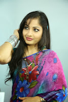 Madhavi Latha saree photos