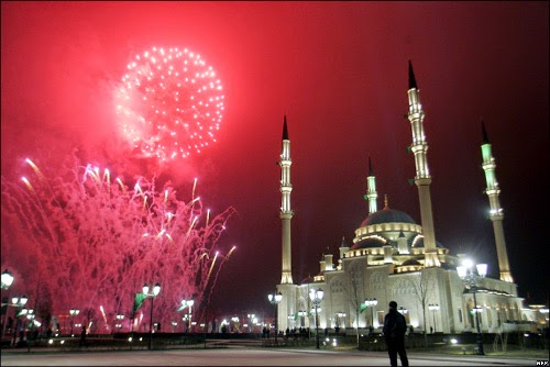 islam, camii, manzara