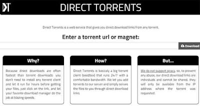 How to Download Torrents  in IDM without Zbigz