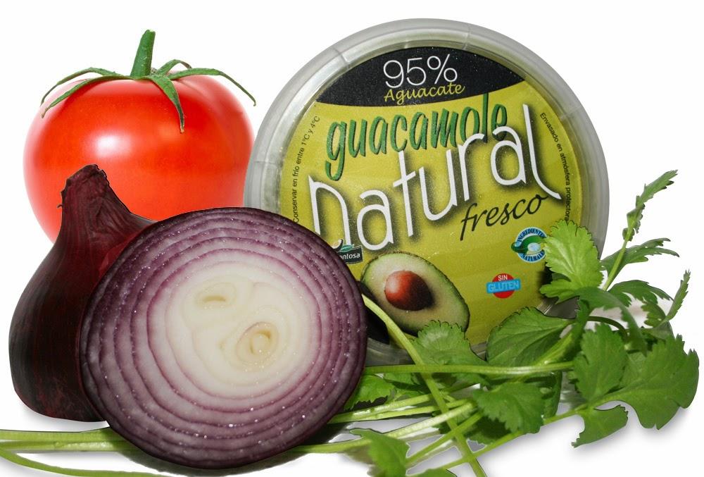 Guacamole sin aguacates