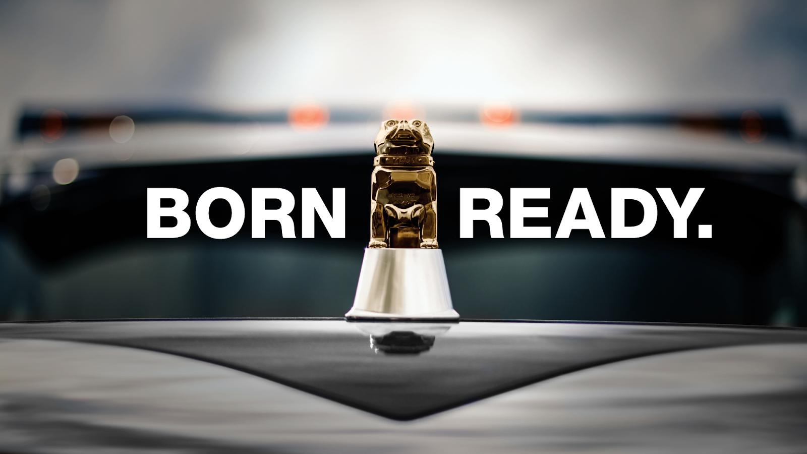 Mack Trucks Born Ready Adstasher