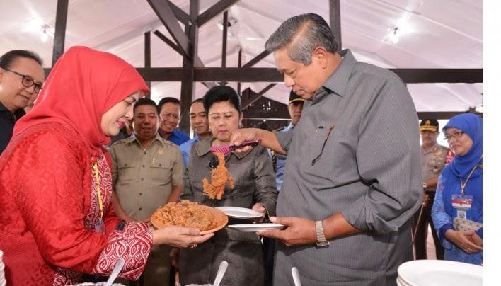 SBY : Produksi Pangan Laut Harus Ditingkatkan