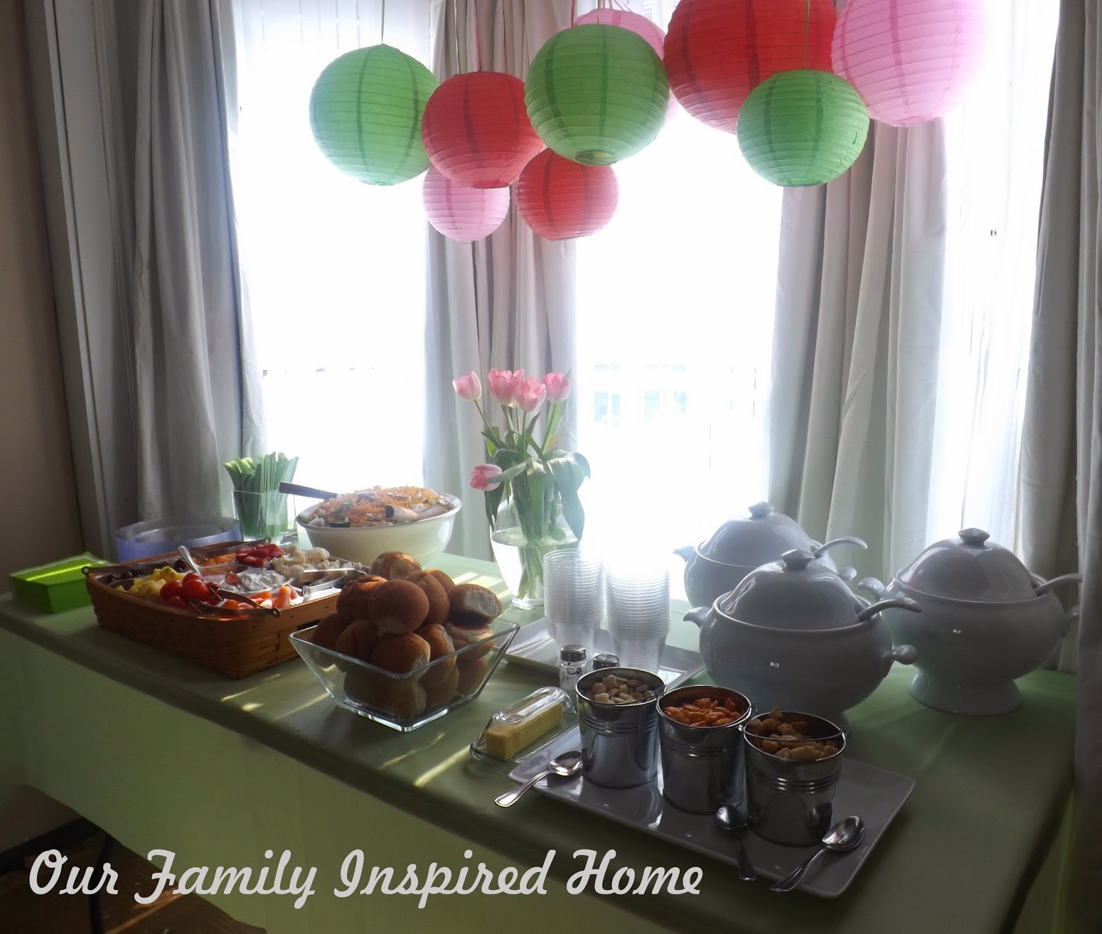 the next day on Sunday. & Our Family Inspired Home: Haileyu0027s Birthday Strawberry Shortcake Part 3