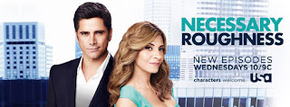 Necessary Roughness - 3.02 - Gimme Some Lovin' - Preview