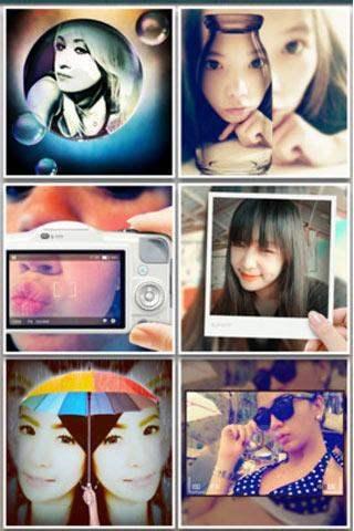 PIP Camera. Efectos divertidos para las fotos sacadas desde tu móvil