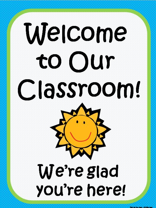 Classroom Welcome Decor ~ Primary inspiration classroom themes to do or not