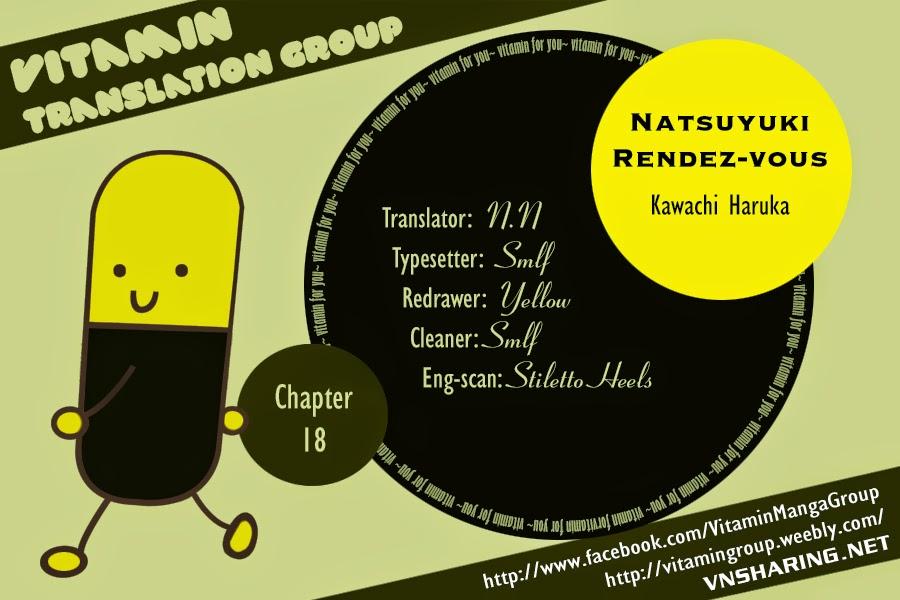 TruyenHay.Com - Ảnh 1 - Natsuyuki Rendez-vous Chap 18