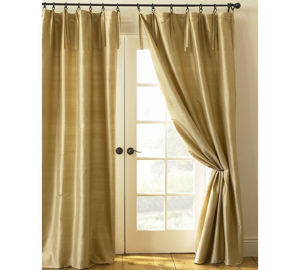 Vero blanco lara cortinas clasicas romanas y rollers for Cortinas de argollas