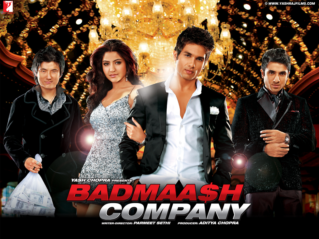 Badmaash Company (2010) Hindi Movie Watch Online