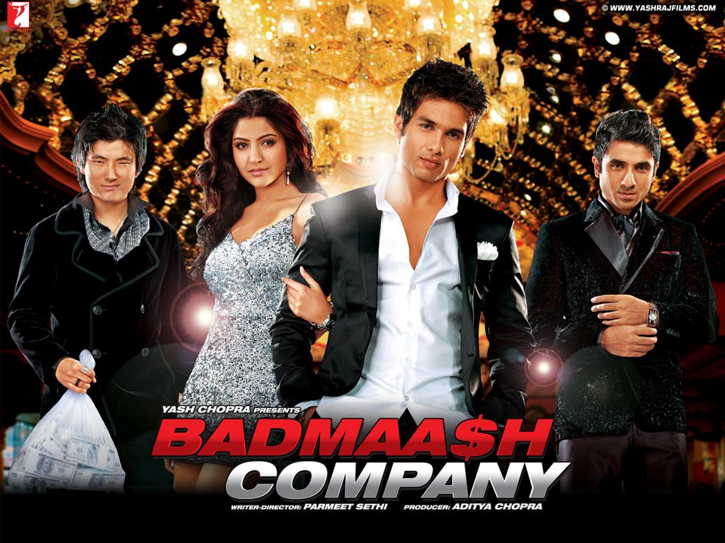 Badmaash Company (2010) Hindi Movie Watch Online