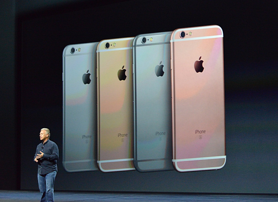 Apple iPhone 6S, Apple iPhone 6S Plus