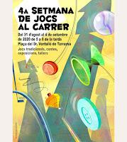 SETMANA DE JOCS AL CARRER