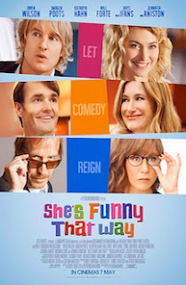 She's Funny That Way (2014) - Movie Review