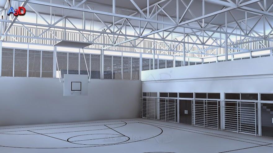 Infografia 3D Salamanca A3D Arq3design