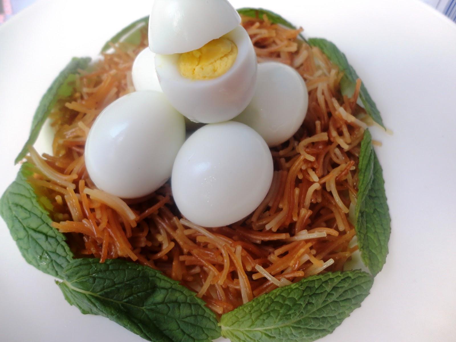 Bardakta bıldırcın yumurtası tarifi