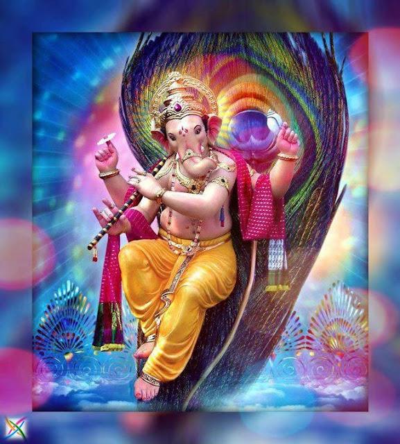 Ganesh Chaturthi Ganapati Aarti lord Ganesha Wallpaper Mantra Festivals Wishes Vinayaka Chavithi