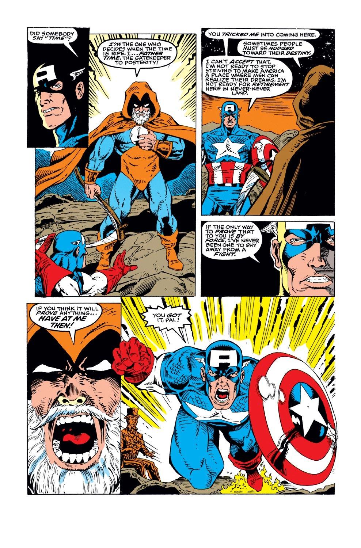 Captain America (1968) Issue #383 #316 - English 20