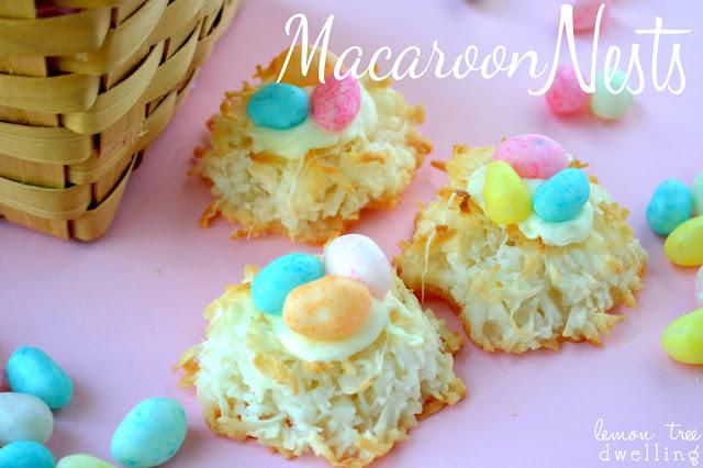 Macaroon Nests