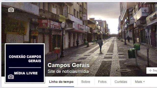 CONEXÃO CAMPOS GERAIS