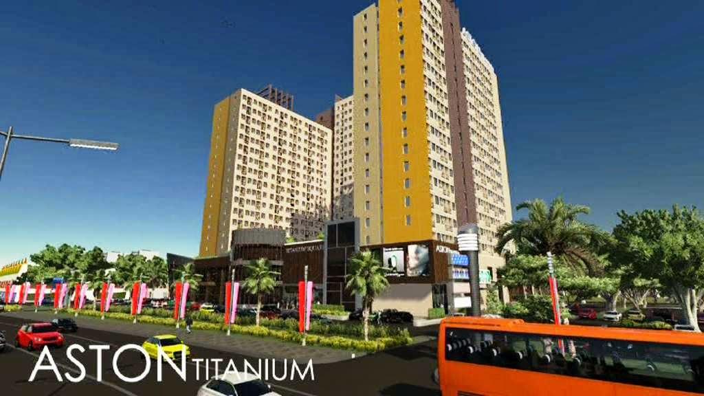 Aston Titanium Condotel & Apartment Titanium Cijantung Jakarta Timur [Dipasarkan]