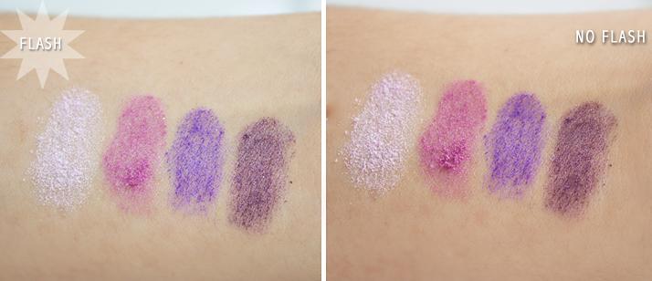 Elf Flawless Eyeshadow in 'Party Purple'