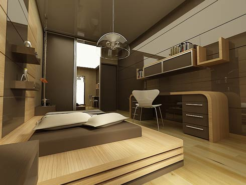 Office Interior Design on Best Cool Home Office Interior Design
