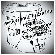 Pasticciando in cucina con il Cuisine Companion Moulinex