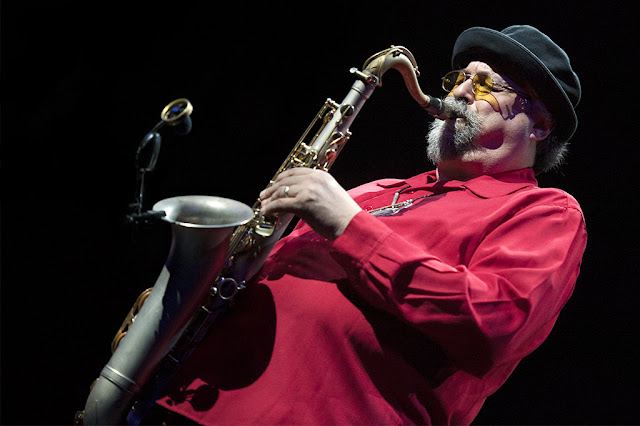 Joe Lovano - Ciclo 1906 de Jazz - Teatro Lara (Madrid) - 8/3/2012