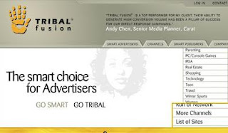 Top Paying CPM Advertising Network - Tribal Fusion
