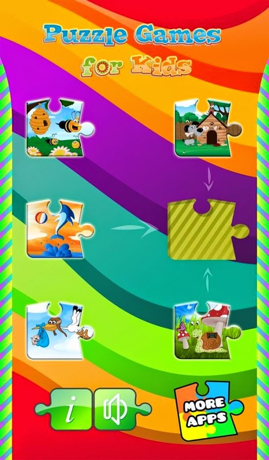 android puzzle game for kids