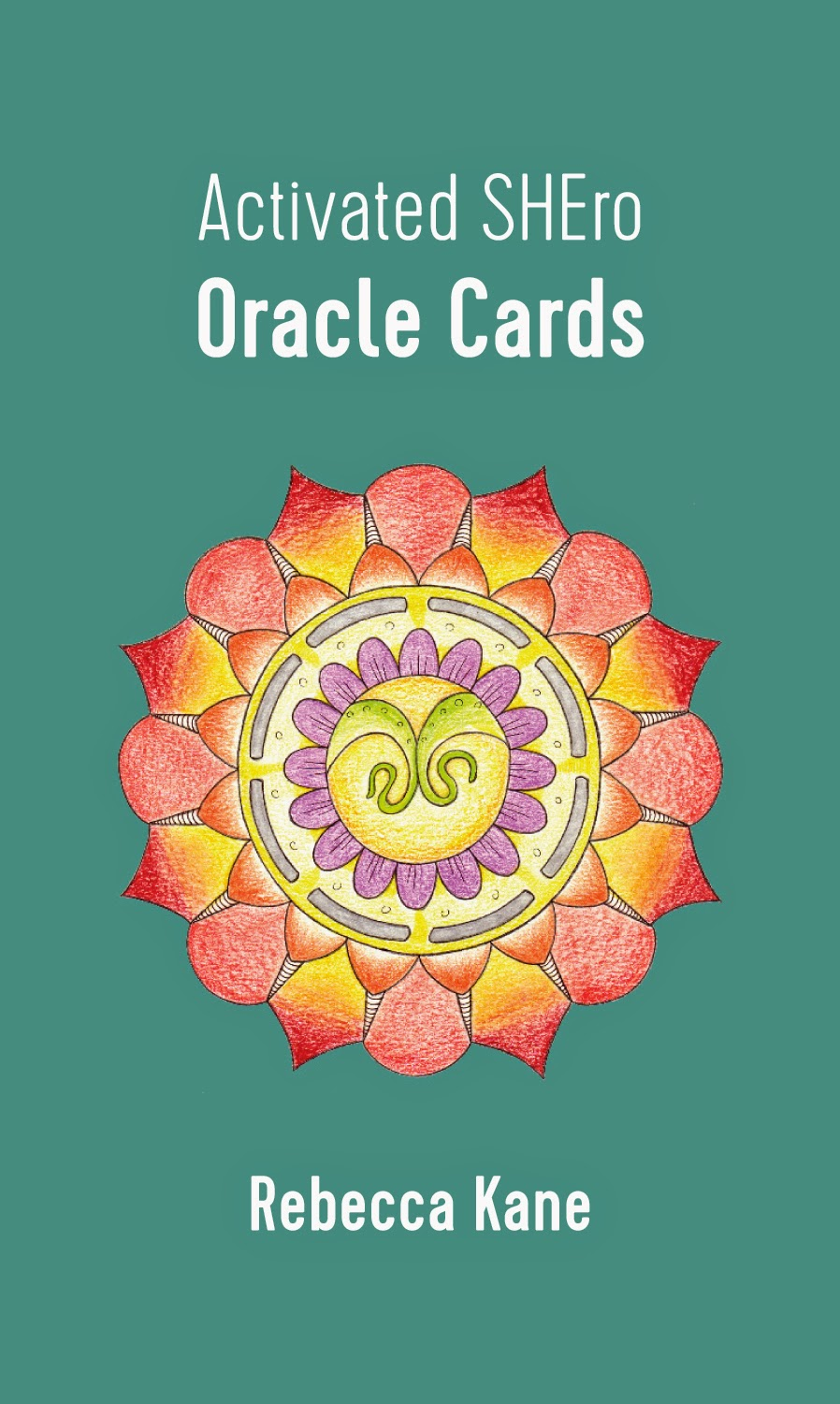 Activated SHEro Oracle Cards