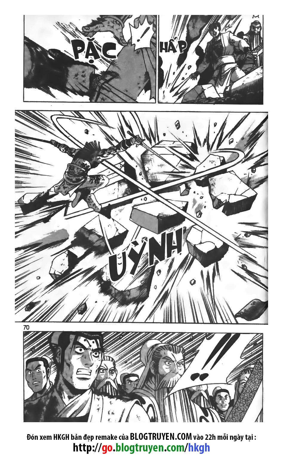 Hiệp Khách Giang Hồ chap 217 page 15 - IZTruyenTranh.com