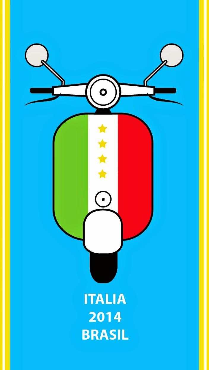 WM Brasil 2014: Italy