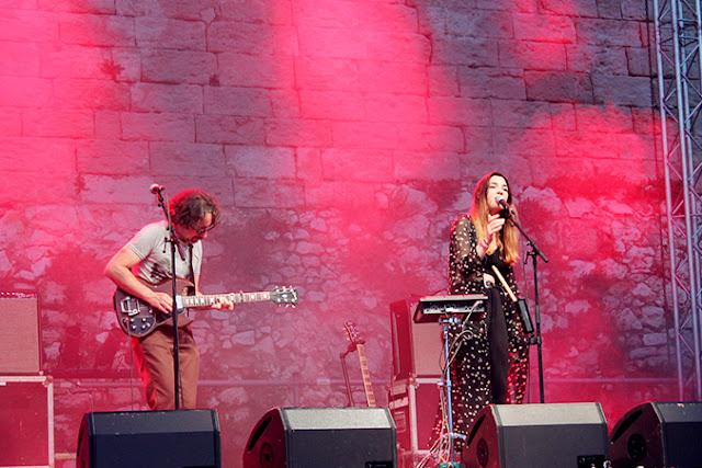 Fiona Walden concert Marseille rock island
