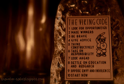 viking code