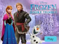Jogo Frozen uma aventura congelante Online